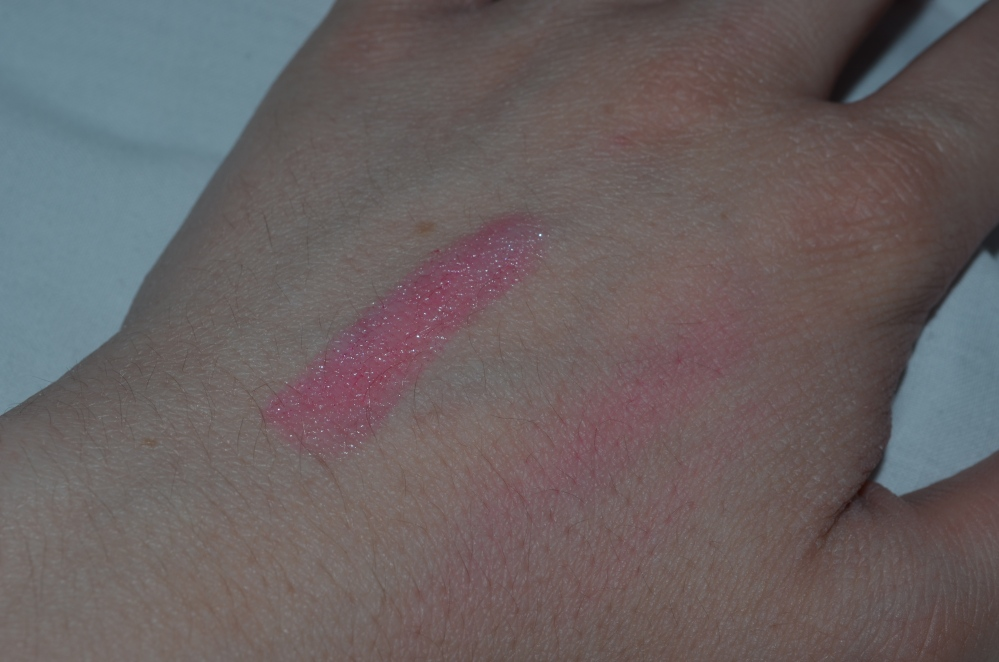 Topshop PH Reactive Lip Tint in Crystal first thoughts and review (6/6)