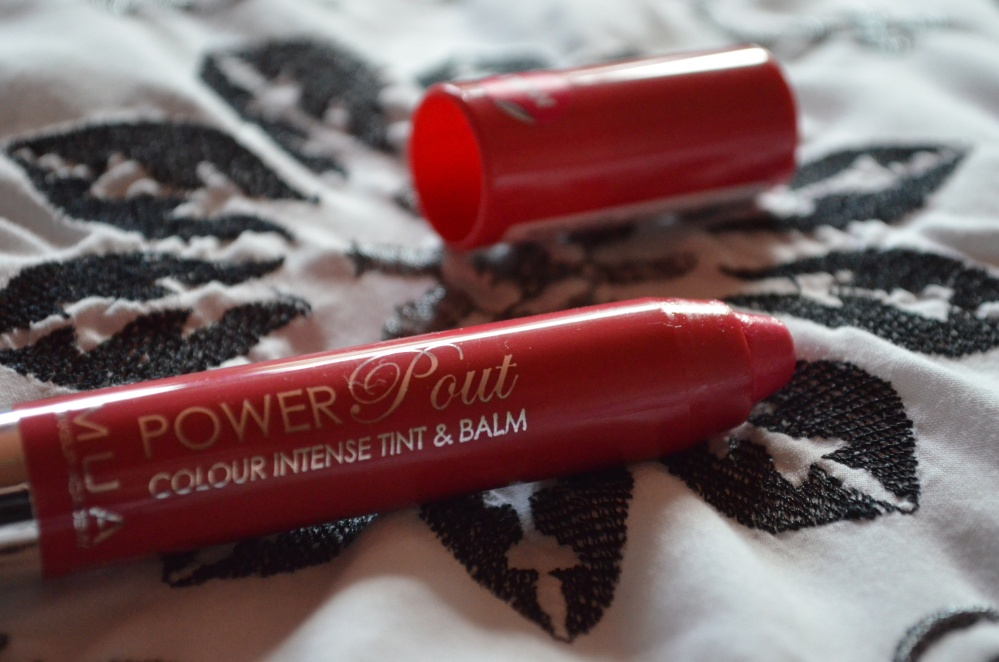 MUA Power Pout Colour Intense Tint & Lip Balm in Broken Hearted Review (2/6)
