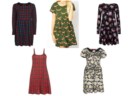 Shift & Smock Dresses