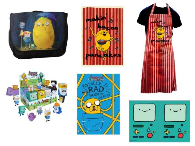 Adventure Time Wish List 1